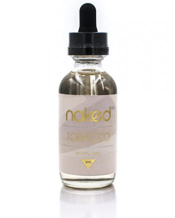 Naked 100 E-Juice Tobacco Euro Gold 60ml
