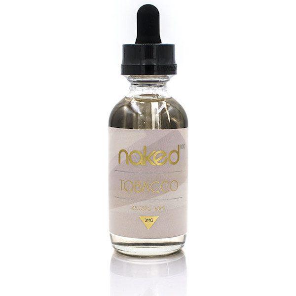 Naked 100 E-Juice Tobacco Euro Gold 60ml