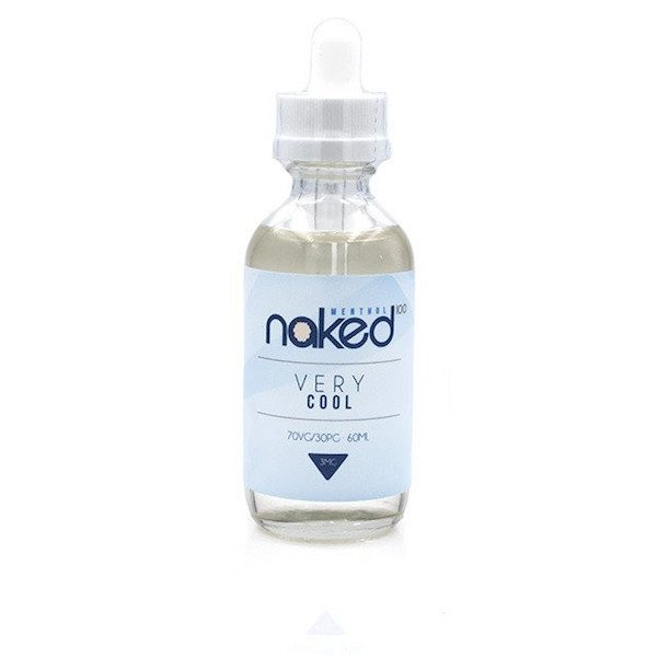 Naked 100 E-Juice Very Cool 60ml