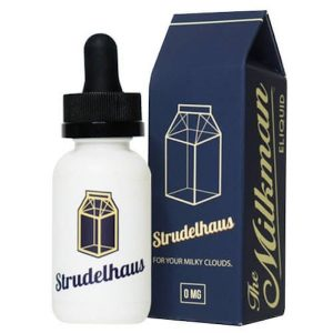 The Milkman E-Juice Strudelhaus 30ml