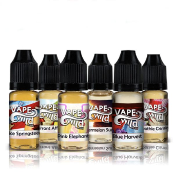 Vapewild E-juice Summer Sample Pack 60ml