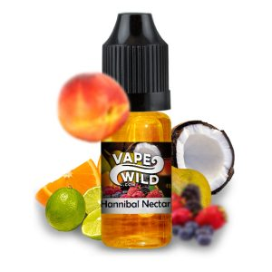 Vapewild Hanibal Nectar E-juice 10ml