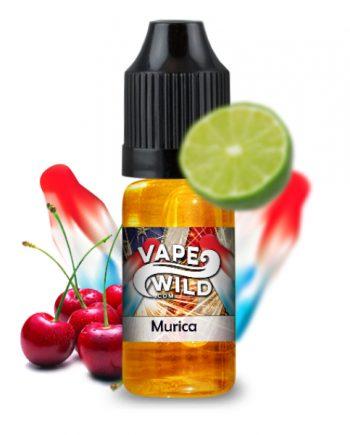 Vapewild Murica E-juice 10ml