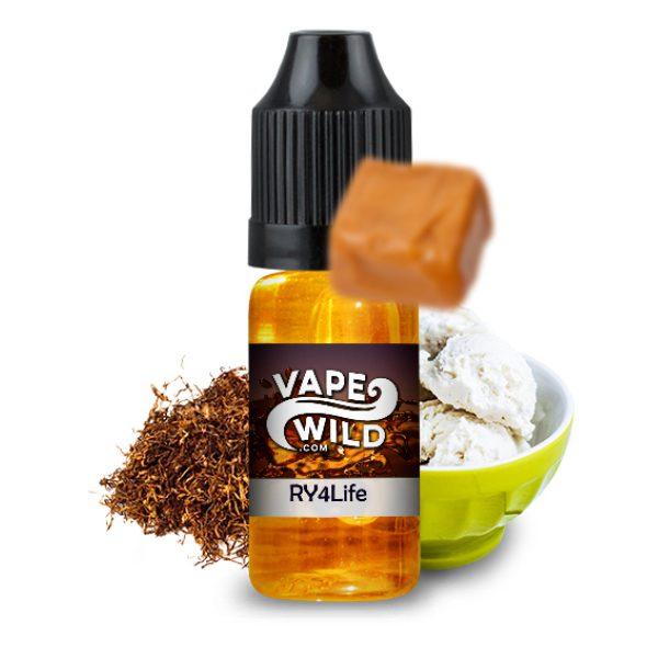 Vapewild RY4Life E-juice 10ml
