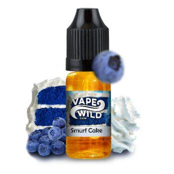 Vapewild Smurf Cake E-juice