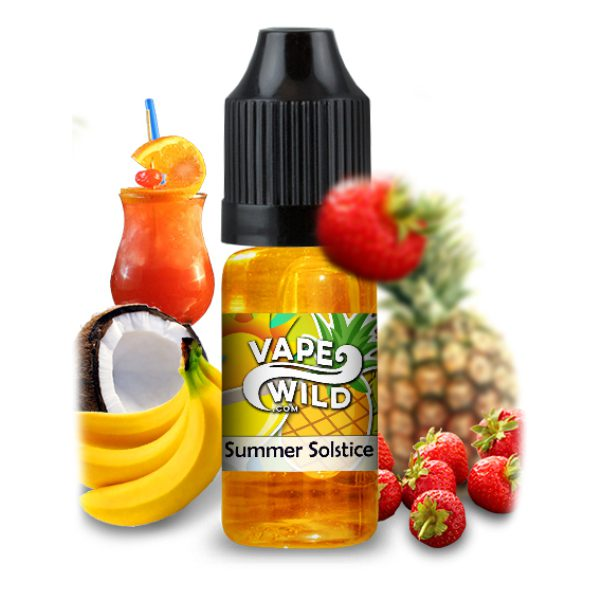 Vapewild Summer Solstice E-juice 10ml