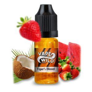 Vapewild Tiger's Blood E-juice 10ml