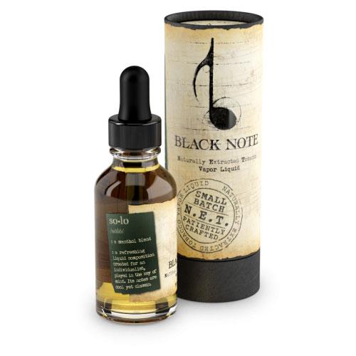 Black Note Solo E-juice 30ml