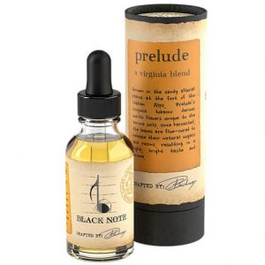 Black Note Prelude E-juice 30ml