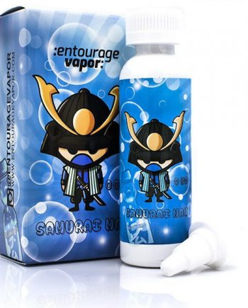 Entourage Vapor Samurai Man 60ml