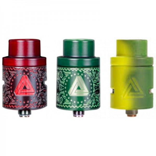 Limitless Color Changing RDA - best vape tanks offers on