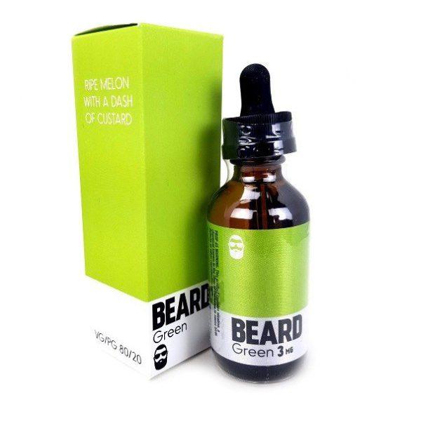 Beard Vape Color Green 60ml