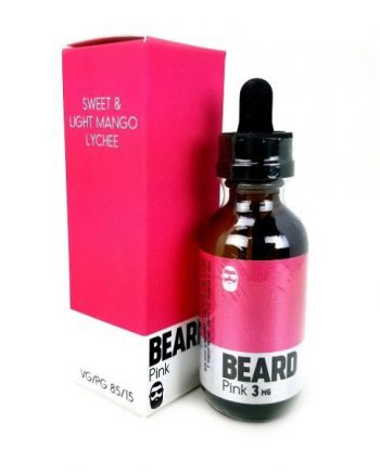 Beard Vape Color Pink 60ml