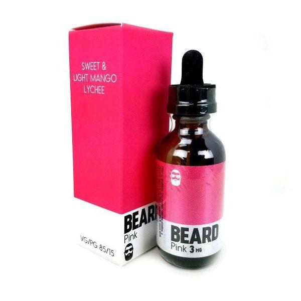Beard Vape Color Pink 60ml