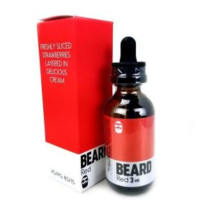 Beard Vape Color Red 60ml