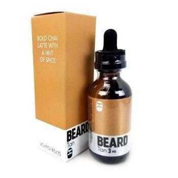 Beard Vape Color Tan 60ml