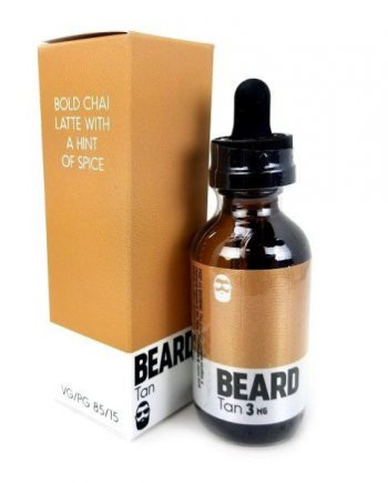 Beard Vape Color Tan 60ml