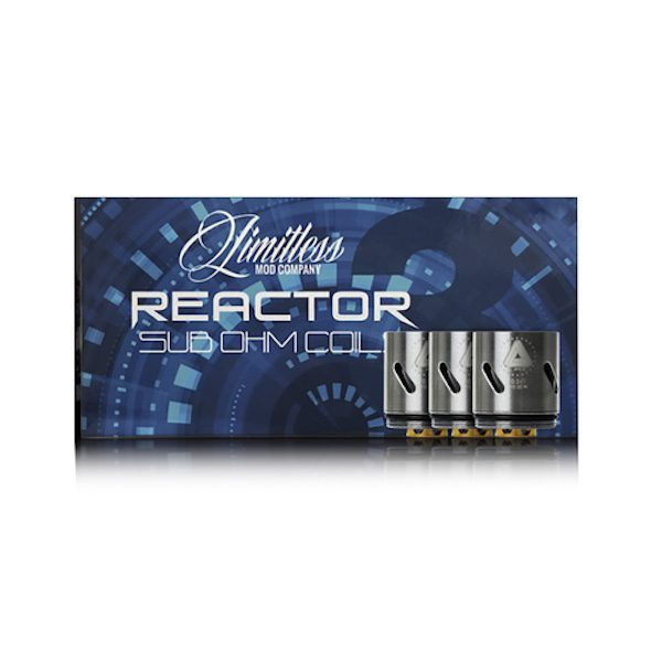 Limitless Reactor Coils