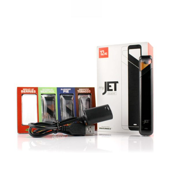 MyJet Deluxe Package