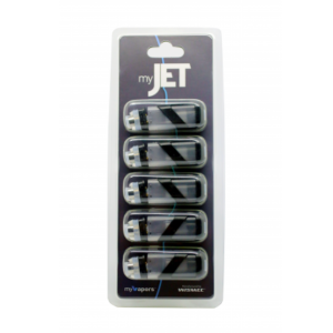 MyJet Unfilled Pods X5 (Replacement)