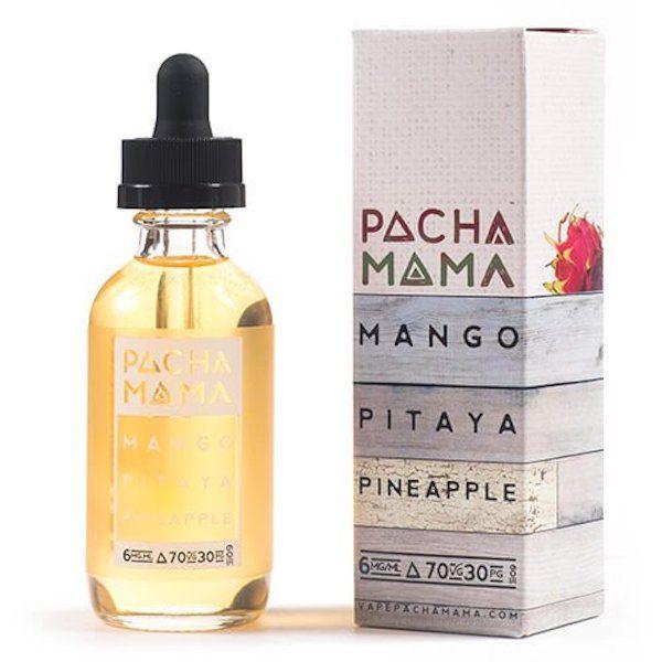 Pachamama Mango Pitaya Pineapple 60ml