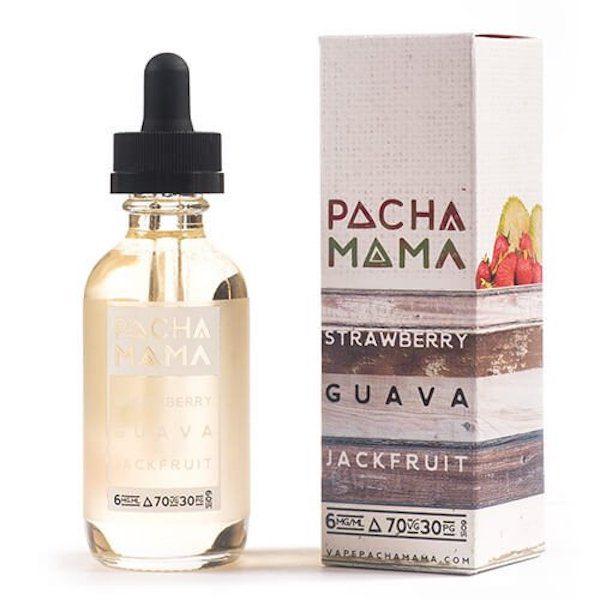 Pachamama Strawberry Guava Jackfruit 60ml