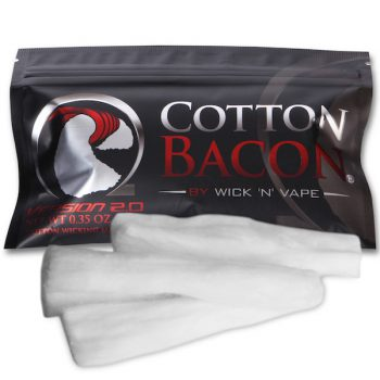 Wick 'N' Vape Cotton Bacon V2.0