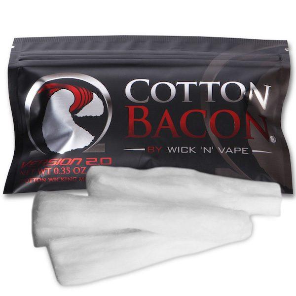 Wick 'N' Vape Cotton Bacon V2.0
