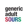 Generic Adult Sours logo