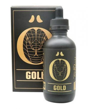 Gost Vapor X Ruthless Gold 120ml