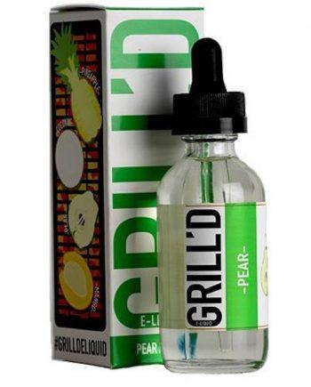 Grill'd E-Liquid Grill'd Pear