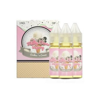 Milky Cones Vapory Cookies N Cream 45ml