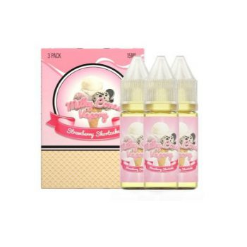 Milky Cones Vapory Strawberry Shortcake 45ml