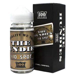 The Hundies E-Liquid 10 Spot 100ml