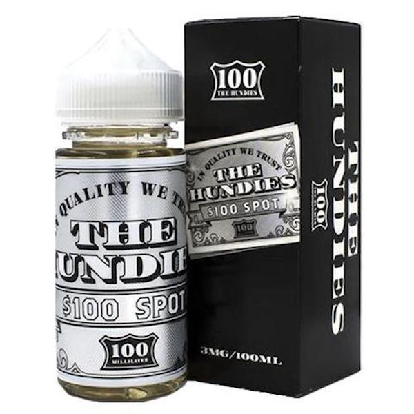 The Hundies E-Liquid 100 Spot 100ml