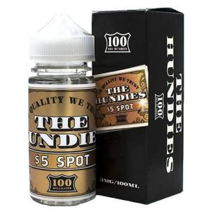 The Hundies E-Liquid 5 Spot 100ml