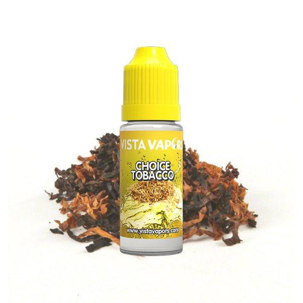 Vista Vapors Choice Tobacco 17ml