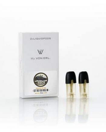 Von Erl Frisco Vapors The Rock Pods