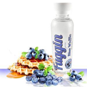 Fuggin E juice Blue Waffle 120ml