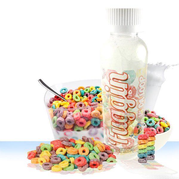 Fuggin E juice In Da Loop 120ml