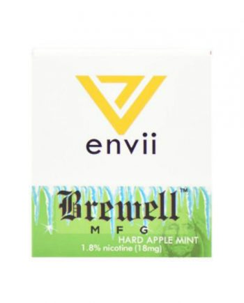 Envii Hard Apple Mint 18mg Pods