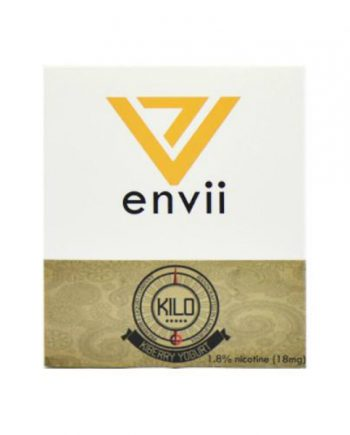 Envii Kiberry Yogurt 18mg Pods