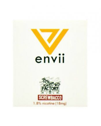 Envii Screwbacco 18mg Pods