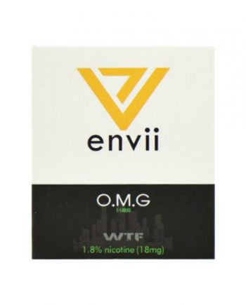 Envii WTF 18mg Pods