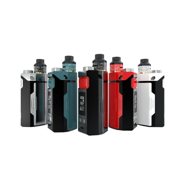 IJOY RDTA Triple Box Kit