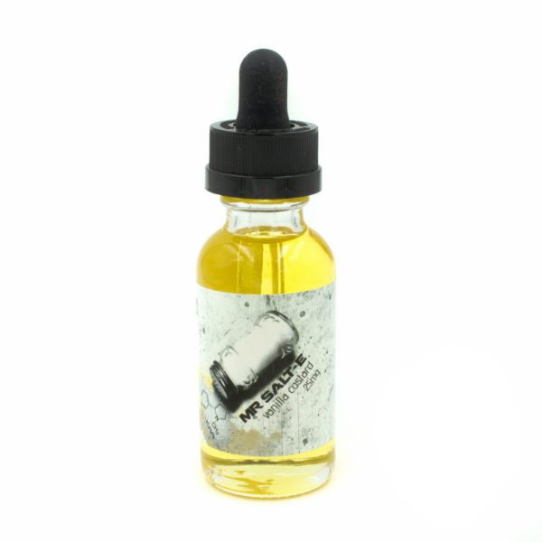 Mr. Salt-E Vanilla Custard 30ml