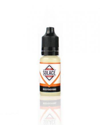 Solace Vapor Neked Peach Rings 15ml