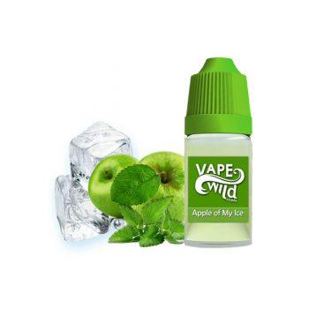 Vapewild Apple of My Ice E-juice 10ml