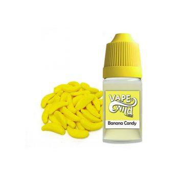 Vapewild Banana Candy E-juice 10ml