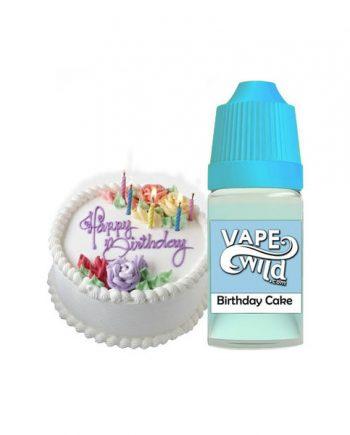 Vapewild Birthday Cake E-juice 10ml